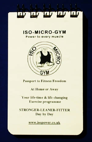 ISO-MICRO-GYM - build core strength